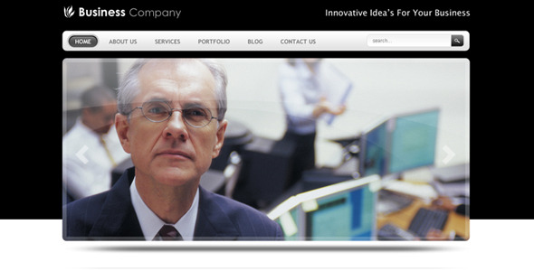 Download Smart Business Company HTML Template Company Html Templates