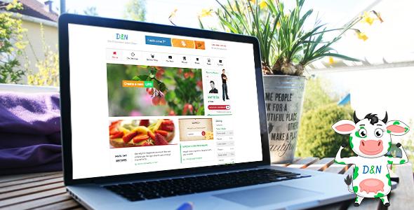 Download Diet & Nutrition Health Center - WordPress Theme Health WordPress Themes