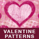 Download 10 Seamless Valentine Patterns from GraphicRiver