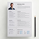 Download Professional Resume Template -3 from GraphicRiver