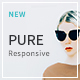 Download Pure - Responsive Creative Portfolio Muse Template from ThemeForest