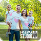 Download Happy Family T-Shirt Mock-Up from GraphicRiver