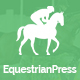 Download EquestrianPress | Equestrian & Horse Riding Training HTML Template from ThemeForest