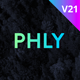 Download PHLY - Versatile Coming Soon Template from ThemeForest