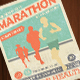 Download Marathon Event Flyer Template from GraphicRiver