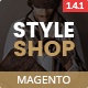 Download Styleshop - Responsive Multipurpose Magento 2.1.2 Theme from ThemeForest