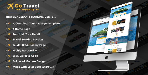 Download Travel Html Template Travel Html Templates