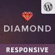 Download Diamond — Responsive WooCommerce Theme from ThemeForest