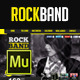 Download RockBand Muse Template from ThemeForest