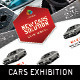 Download Cars Exhibition Flyer  from GraphicRiver