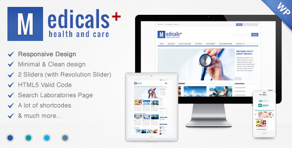 Download Medicals Health & Medical WordPress Theme Amp WordPress Themes