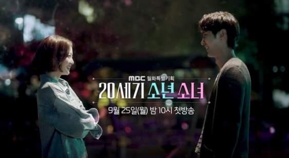 Hasil gambar untuk 20th Century Boy and Girl drama