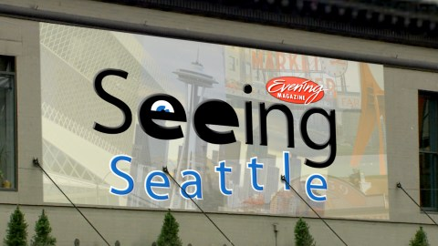 "Animated open for ""Seeing Seattle"" segment of Evening Magazine.