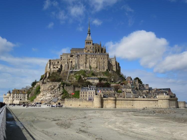 Mont Saint Michel fauteuil roulant PMR