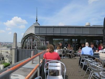 Vue terrasse MIMA Bruxelles 3
