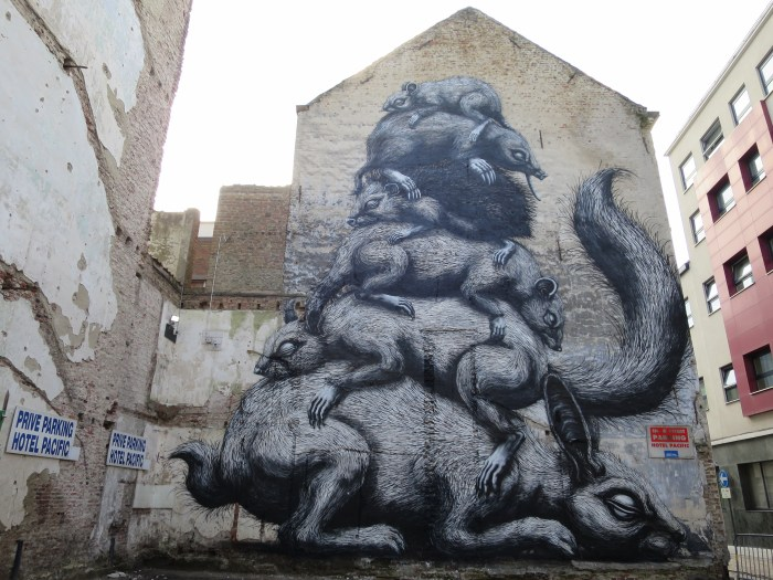 Ostende Crystal Ship Roa