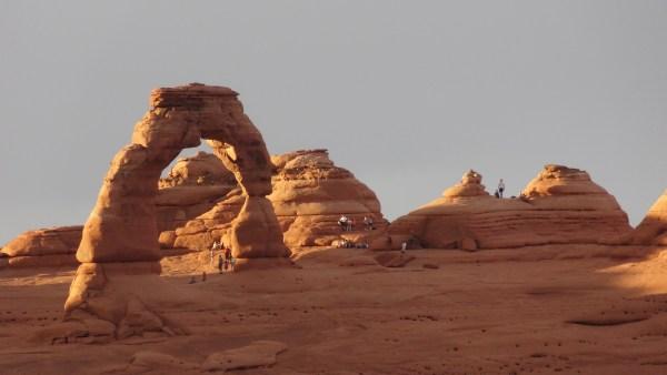 Ouest américain Arches National Park Delicate Arch