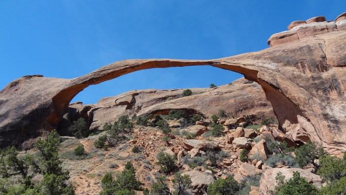 Ouest américain Arches National Park Landscape Arch