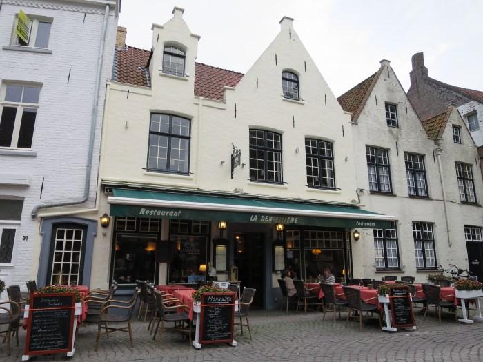Bruges Restaurant Dentelière