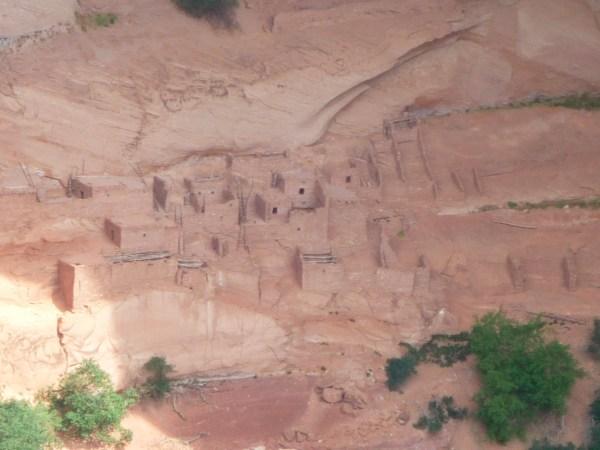 Ouest américain Navajo National Monument