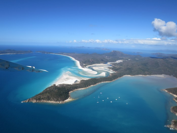 Whitsunday GSL flight 5