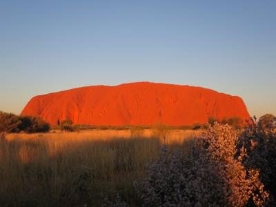 Uluru Sunset 6