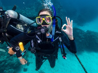 Cairns Great Barrier Reef Diving disabled