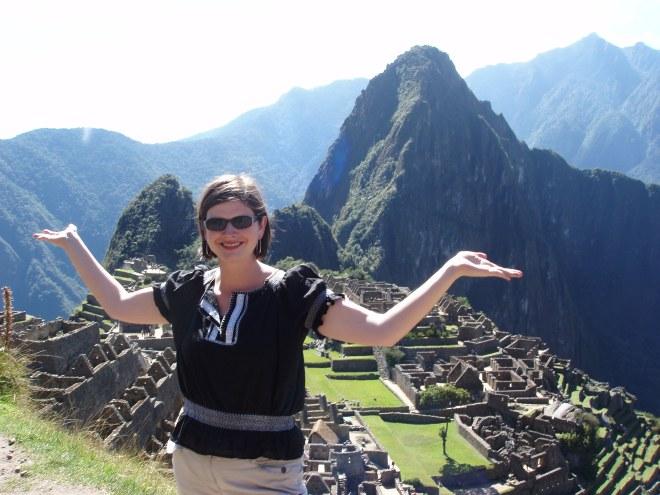 The Perfect Day at Machu Picchu