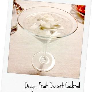 Dragonfruit Dessert Smoothie