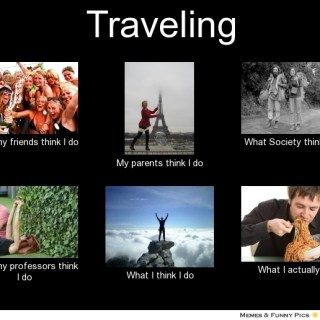 25 things I fear travelling