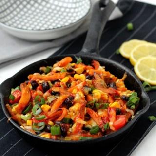 Mexican Sweetpotato Fries Recipe