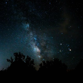 Stargazing in the Desert – The Nightsky at Arches National Park