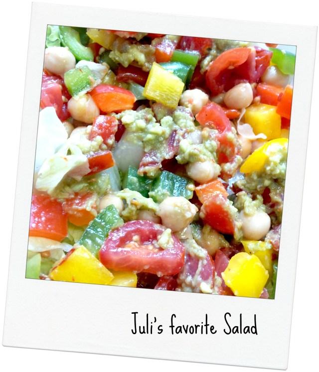 favorite salad