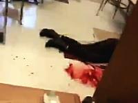フロリダの高校で銃乱射。教室内で発砲しまくっている映像が公開される。