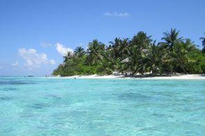 Bandos Island, Malediven