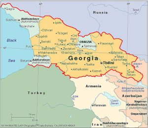 georgia_mappa