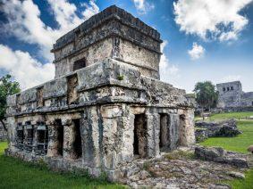 Ruiny Majów, Tulum, Meksyk
