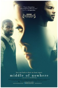 """""""Middle of Nowhere"""" arrives in theaters on Oct. 12."""