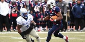 The 20-10 win is Howard's second victory in a row over Hampton in the ongoing Battle for the Real HU..