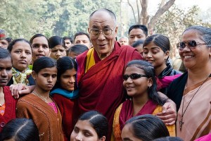 The Dalai Lama will be the commencement speaker at Tulane University.