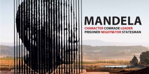 "The multimedia exhibit ""Nelson Mandela: Character, Comrade, Leader, Prisoner, Negotiator, Statesman"" will be on view at Howard University through April 27."