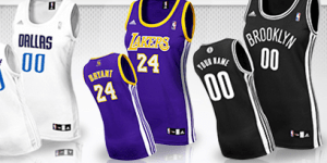 The NBA sells apparel that gives women body hugging, shape-friendly sportswear.