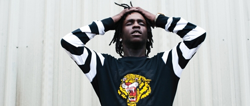 Chief Keef seems to be taking being dropped from Interscope pretty well.