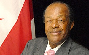 Marion Barry has represented Ward 8 since 2005.