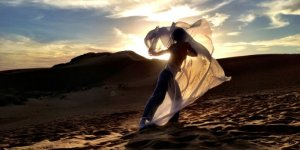 "The film ""Desert Dancer"" focuses on an underground troupe that performs in the desert since dancing is banned in Iran."