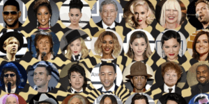 Will tonight's 57th Grammy Awards be a true celebration of musical achievement? Or, will viewers let out one long groan?