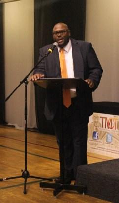 Moderator Jamal L. Craig