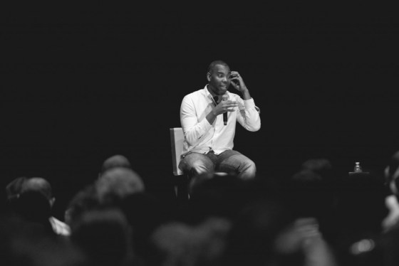 "Ta-Nehisi Coates promotes new book, ""We Were Eight Years in Power: An American Tragedy,"" in Smithsonian talk."