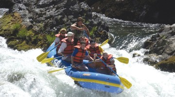 Bigfoot Rafting Co., Willow Creek