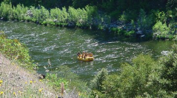 #100 – Whitewater Rafting on the Klamath River